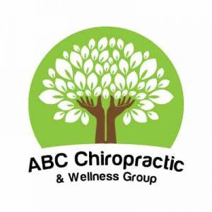 chiropractic logo, graphic design, logo design, complete customization
