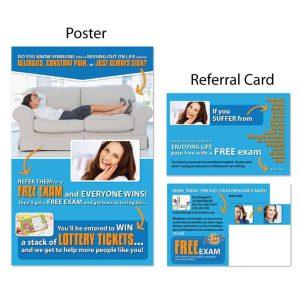 chiropractic marketing, boost referrals, new patients, referral booster, existing patient marketing