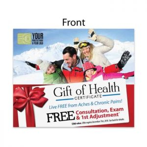 Postcard - Gift of Health