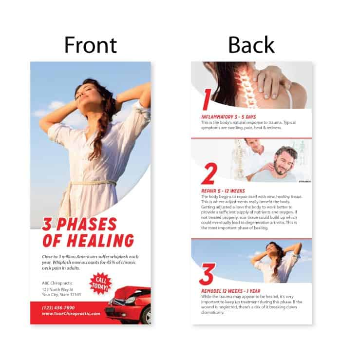 1406  Rack Card - 3 Phases of Healing