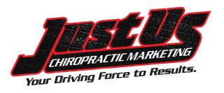 JustUs Chiropractic Marketing